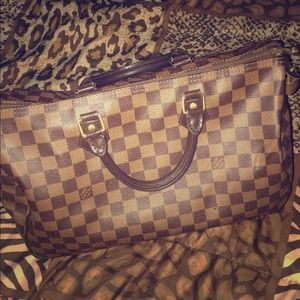 Authentic Louie bag